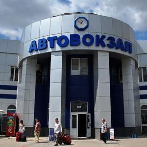 Автовокзалы Солнечнодольска