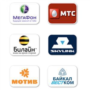 Операторы сотовой связи Солнечнодольска