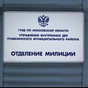 Отделения полиции Солнечнодольска