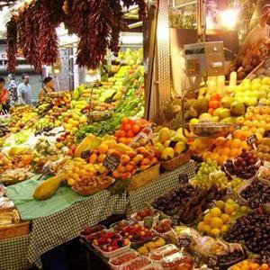Рынки Солнечнодольска