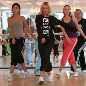 Школы танцев Солнечнодольска