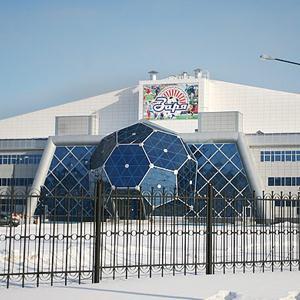Спортивные комплексы Солнечнодольска