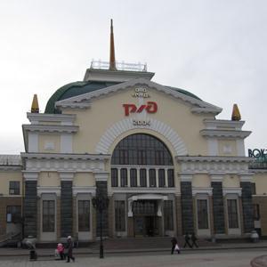 Железнодорожные вокзалы Солнечнодольска