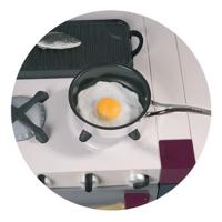 Звезда - иконка «кухня» в Солнечнодольске