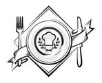 Звезда - иконка «ресторан» в Солнечнодольске